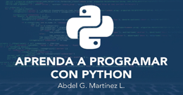 Aprenda a programar con Python