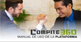 COMPITE 360, Manual de uso de la Plataforma