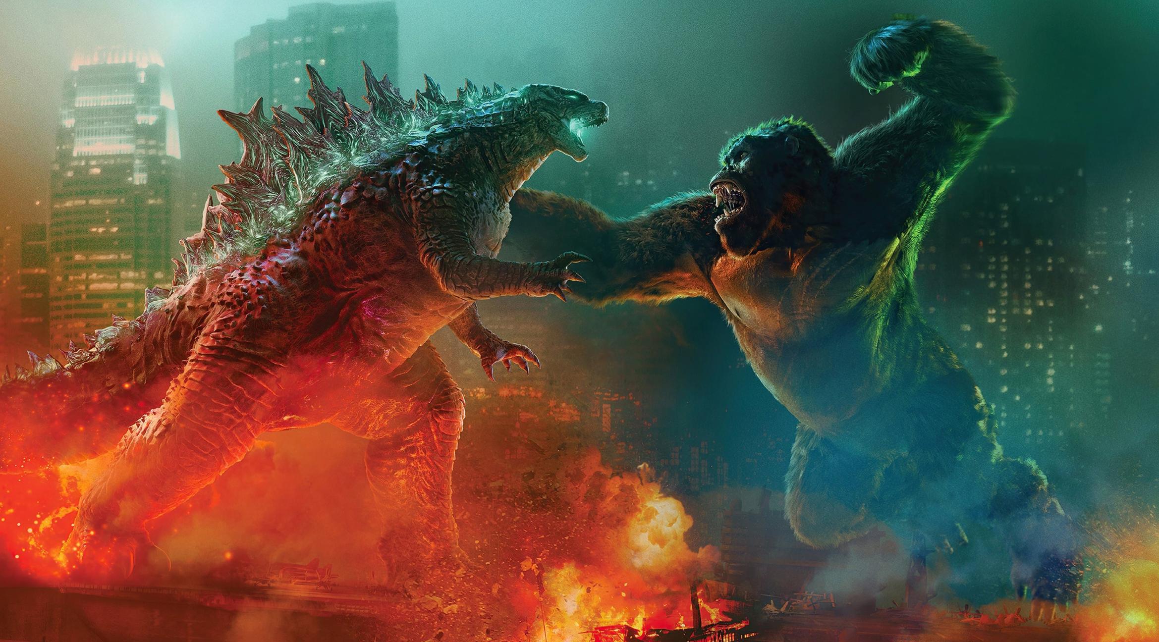 Formación tradicional vs. Formación digital explicada con Godzilla vs Kong