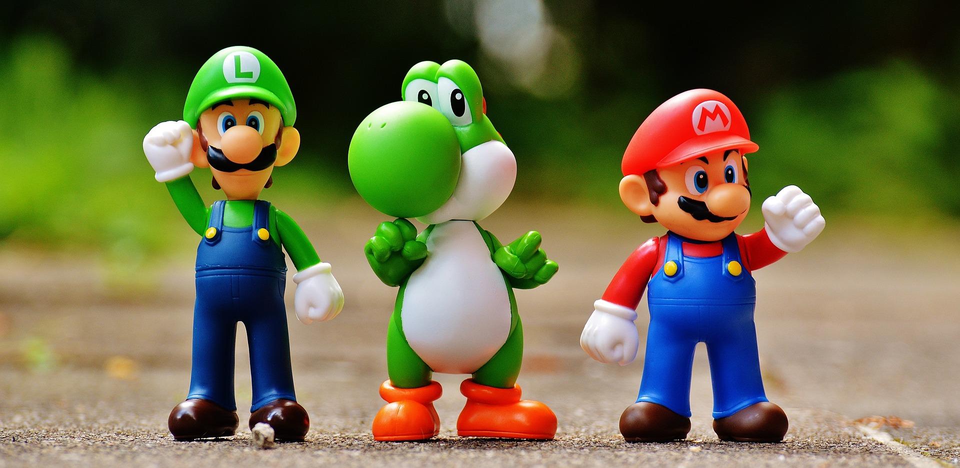 Super Mario Bros: Visión y gestión de cambio en las organizaciones
